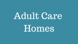 In-depth information about adult care homes in Oregon.